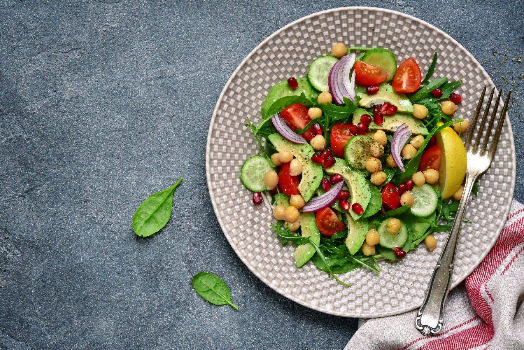 Fitness-Rezepte für 11 köstliche und gesunde Salate