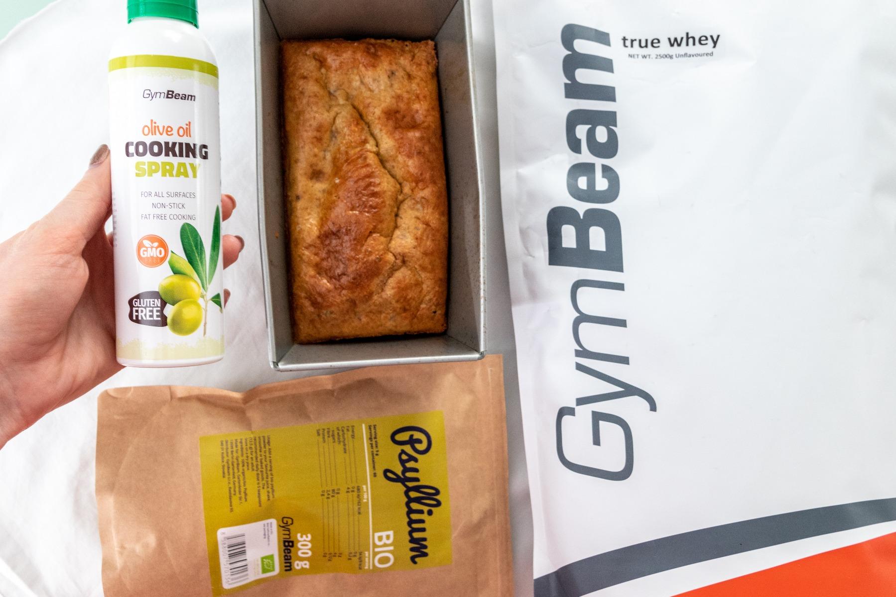 Fitness recept: Domácí proteinový chléb bez mouky