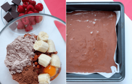 Delicious recipe: Chocolate Fitness Brownies