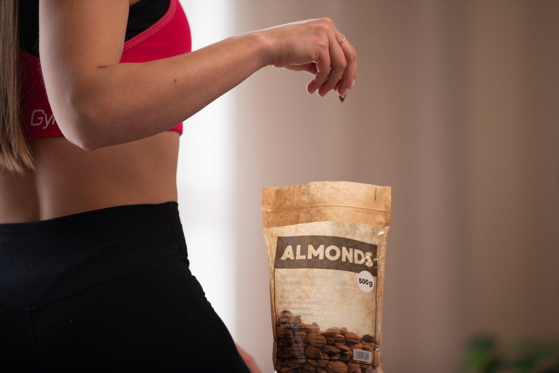 Gluten-free flours - almond flour