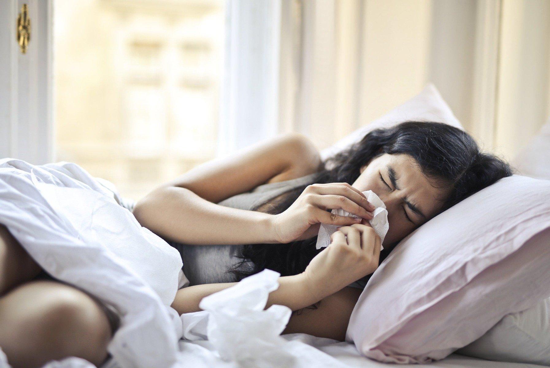 Kako liječiti simptome prehlade i gripe kod kuće?