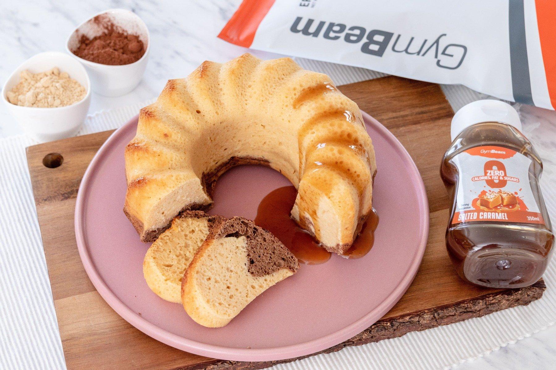 Фитнес рецепта: Кекс с извара, фъстъчено масло и какао