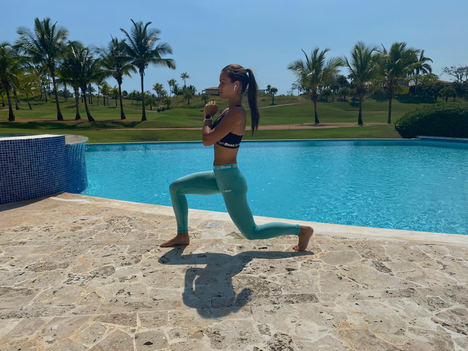 Exerciții cu propria greutate - fandări