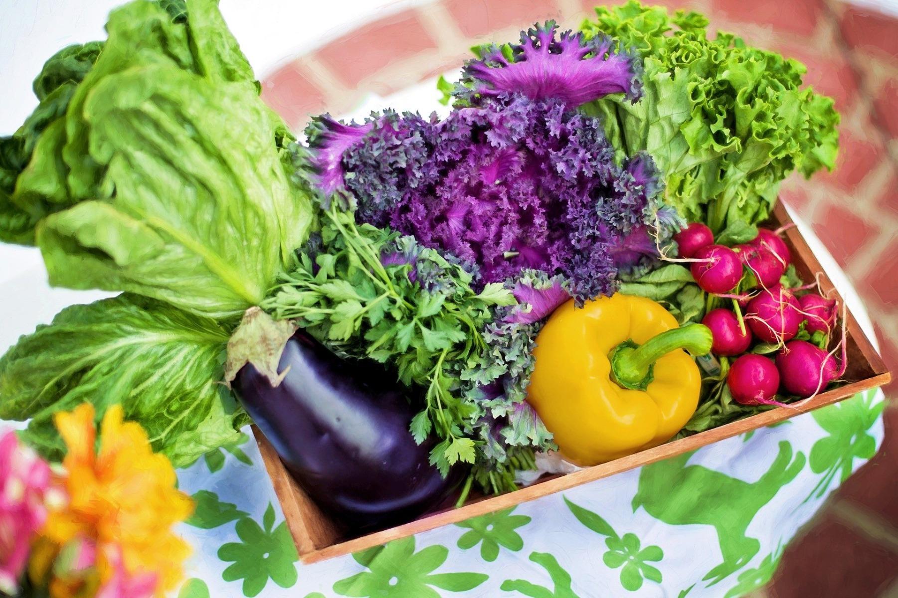 Nutrienți din legumele proaspete