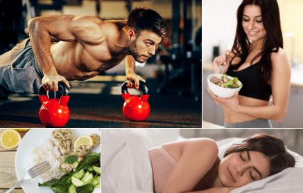 kako sagorijevate masnoće